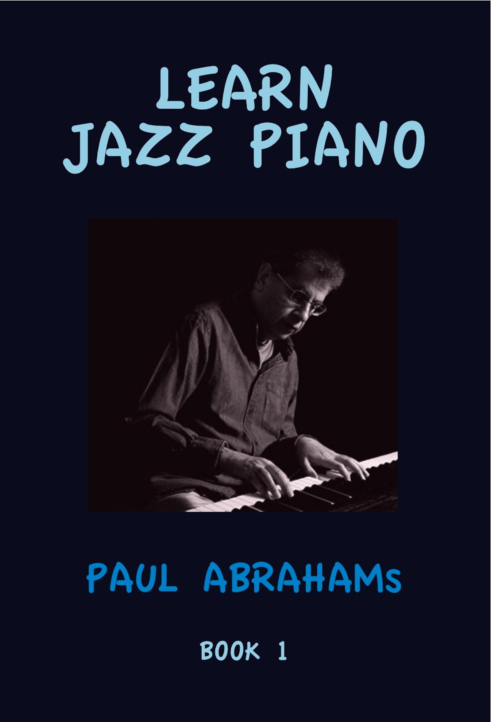learning jazz piano